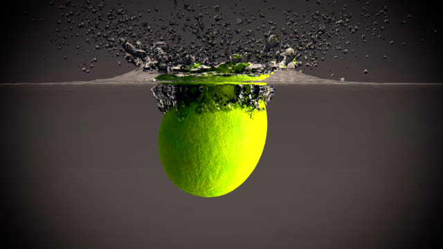 Lime and lemon splash