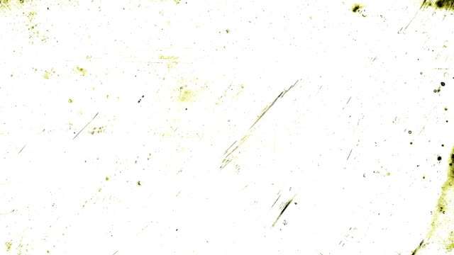 lime green stop motion animation, high contrasted grungy and dirty, animated, distressed and smudged 4k loopable video background with street style texture - smudged stock videos & royalty-free footage