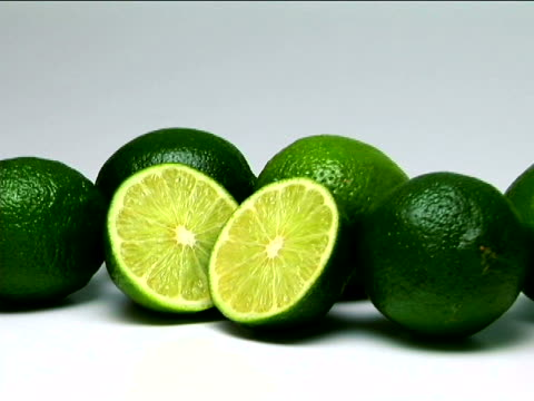 limes - medium group of objects stock videos & royalty-free footage