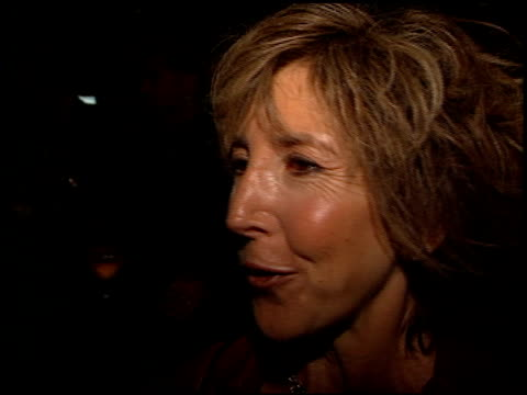Lin Shaye at the MS Society Dinner of Champions at the Century Plaza Hotel in Century City California on September 9 1999
