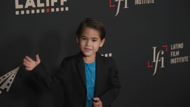 """lincoln bonilla at the laliff closing night """"women is losers,"""" red carpet capture produced by cindy maram, dig in magazine/in close entertainment at... - tcl chinese theatre stock videos & royalty-free footage"""