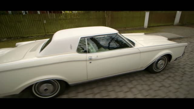lincoln continental moving - matte stock videos & royalty-free footage