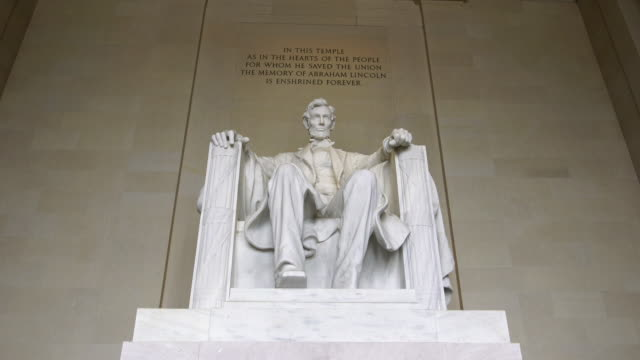 Lincoln Memorial DC, USA.