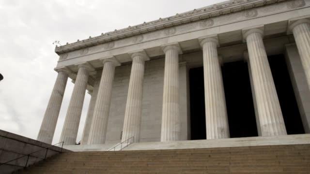 Lincoln Memorial in Washington, DC - Pan