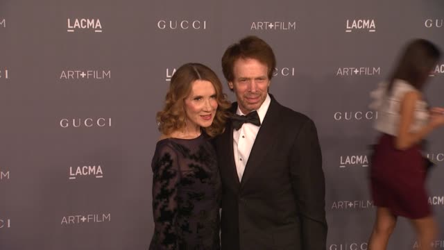 Linda Bruckheimer Jerry Bruckheimer at LACMA Hosts 2012 Art Film Gala Honoring Ed Ruscha And Stanley Kubrick Presented By Gucci on 10/26/12 in Los...
