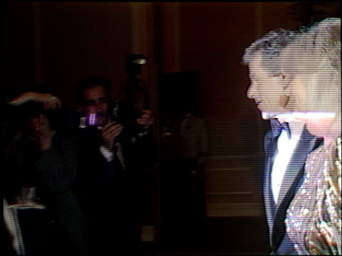 Linda Evans at the Scopus Award 1988 for Jerry Weintraub on January 17 1988