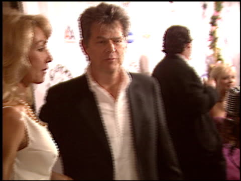 linda thompson at the carousel of hope gala at the beverly hilton in beverly hills california on october 23 2004 - carousel of hope stock videos and b-roll footage
