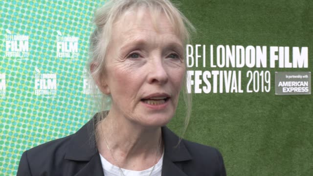 interview lindsay duncan actress on playing susan sarandon 's best friend getting matching tattoos and filming in west sussex at embankment garden... - tattoo stock videos & royalty-free footage