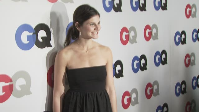 stockvideo's en b-roll-footage met lindsey kraft at the gq men of the year awards at los angeles ca - kraft