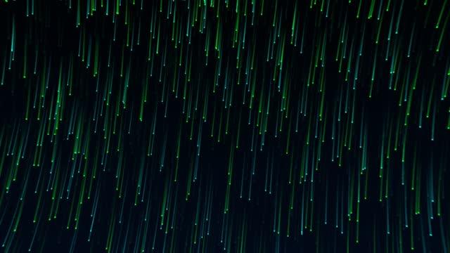 vídeos y material grabado en eventos de stock de fondo de línea 4k (en bucle) - movimiento hacia abajo