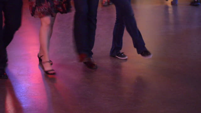 line dancing - country and western stock videos & royalty-free footage