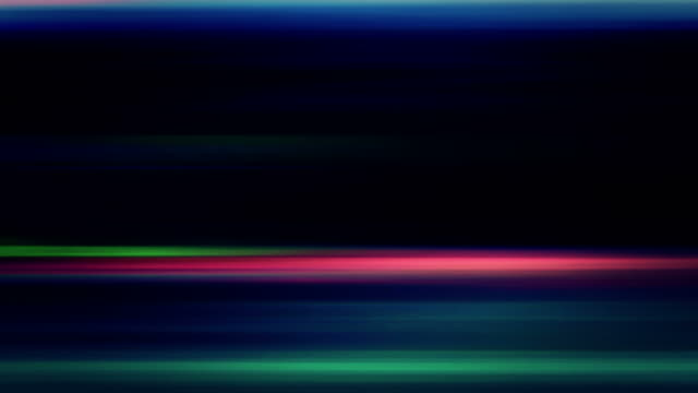 Linear forms streak and blur (Loop).