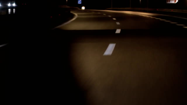 lines and lane markings on the road - distracted stock videos & royalty-free footage