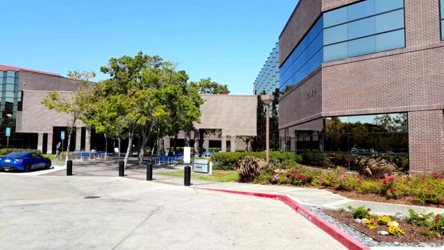 linkedin headquarters - silicon valley stock videos & royalty-free footage