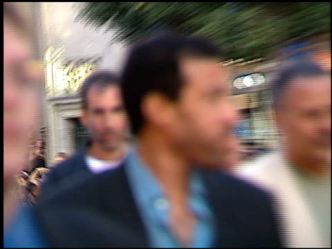 lionel richie at the 'lethal weapon 4' premiere at grauman's chinese theatre in hollywood california on july 7 1998 - lionel richie stock videos & royalty-free footage