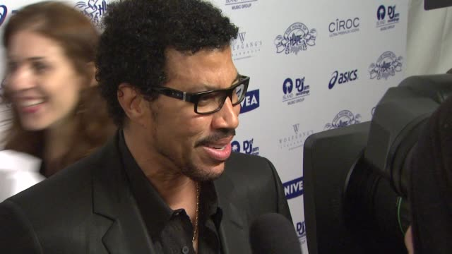Lionel Richie at the NIVEA at the Island Def Jam 2009 GRAMMY's After Party at Los Angeles CA