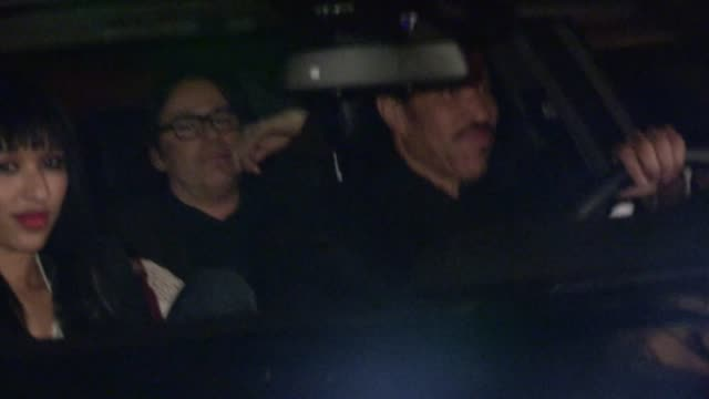 lionel richie departs chateau marmont in west hollywood 02/26/13 - lionel richie stock videos & royalty-free footage