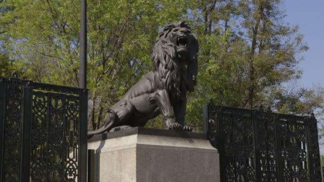 Lions Gate, main entrance to Chapultepec park