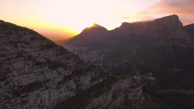 lion's head high - cape town stock videos & royalty-free footage