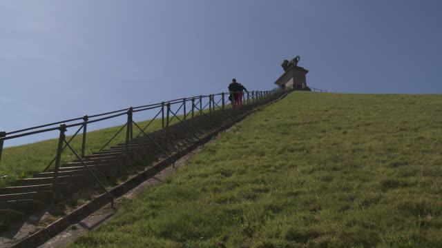 Lion's Mound at Waterloo