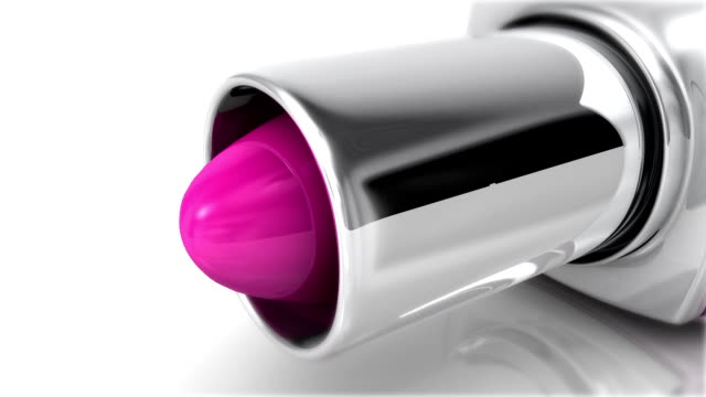 lipstick - pink lipstick stock videos and b-roll footage