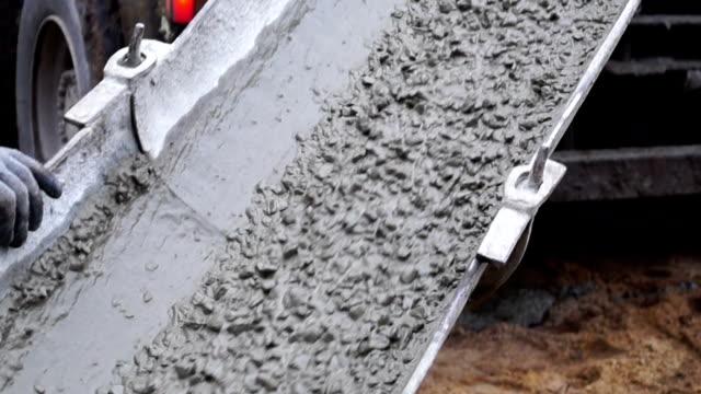 liquid concrete