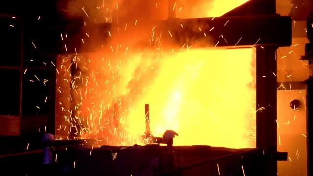 liquid metal7 - heavy metal stock videos & royalty-free footage