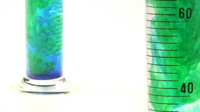 液体ミックス」 - 渦点の映像素材/bロール