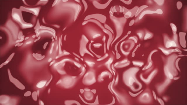 liquid surface animation - abstract background - softness stock videos & royalty-free footage