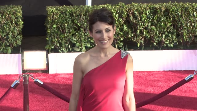lisa edelstein at the 15th annual screen actors guild awards part 2 at los angeles ca - lisa edelstein stock videos and b-roll footage