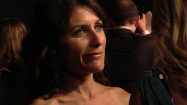 lisa edelstein at the 2009 rodeo drive walk of style award at beverly hills ca - lisa edelstein stock videos and b-roll footage