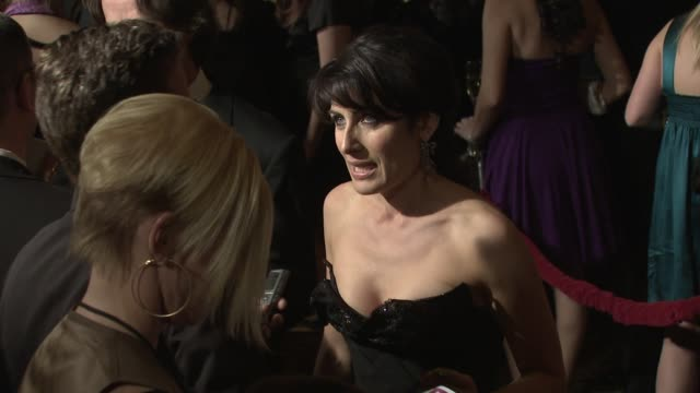 lisa edelstein at the 61st annual dga awards at los angeles ca - lisa edelstein stock videos and b-roll footage