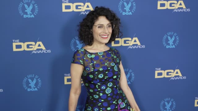 lisa edelstein at the 71st annual dga awards at the ray dolby ballroom at hollywood highland center on february 02 2019 in hollywood california - director's guild of america stock videos & royalty-free footage