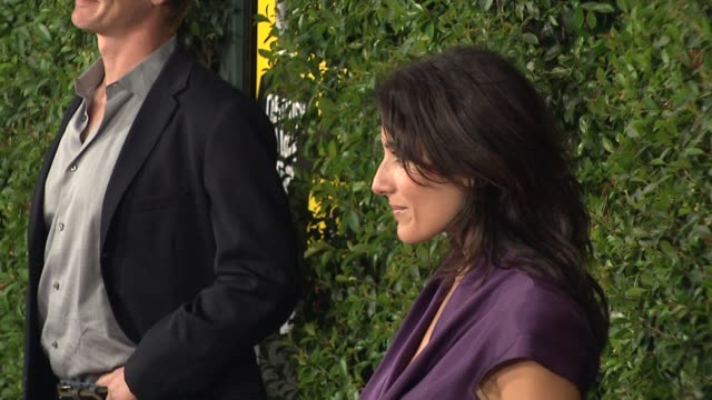 lisa edelstein at the 'capitalism a love story special screening at beverly hills ca - lisa edelstein stock videos and b-roll footage
