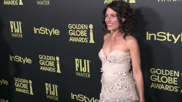 Lisa Edelstein at the Hollywood Foreign Press Association And InStyle Celebrate The 2016 Golden Globe Award Season at Ysabel on November 17 2015 in...