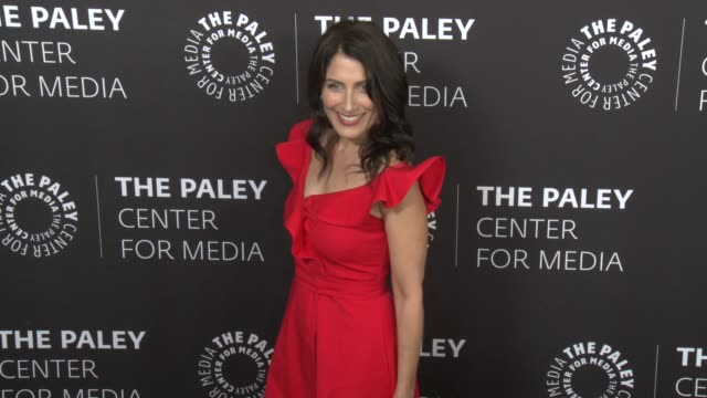 lisa edelstein at the paley honors in hollywood a gala celebrating women in television at the beverly wilshire four seasons hotel on october 12 2017... - lisa edelstein stock videos and b-roll footage