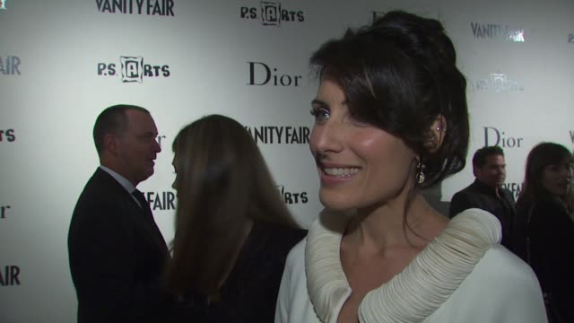 lisa edelstein on what brings her out tonight being excited to see the stylist in a new light how fashion and art complement one another and the best... - lisa edelstein stock videos and b-roll footage