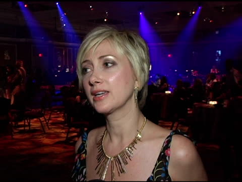 Lisa Jordan Interview at the Diamond Trading Company In Style Party Benefiting YouthAIDS Performance By Wynonna Judd at the Wynn Hotel in Las Vegas...