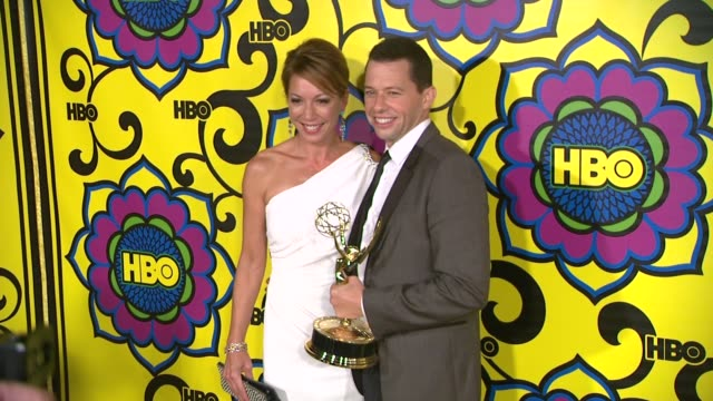 lisa joyner jon cryer at hbo's post 64th primetime emmy awards reception on 9/23/2012 in west hollywood ca - lisa joyner stock videos and b-roll footage