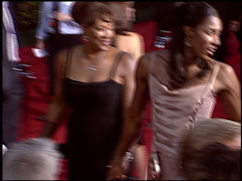 lisa leslie at the 2004 espy awards at the kodak theatre in hollywood, california on july 14, 2004. - espy awards stock videos & royalty-free footage