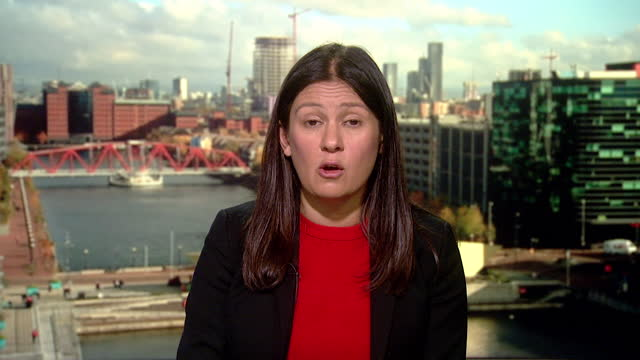 lisa nandy saying there should be negotiations for coronavirus vaccines developed in india and whether they are used to assist with the domestic... - india politics stock videos & royalty-free footage