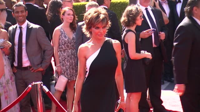 Lisa Rinna at 2013 Creative Arts Emmy Awards on 9/15/2013 in Los Angeles CA