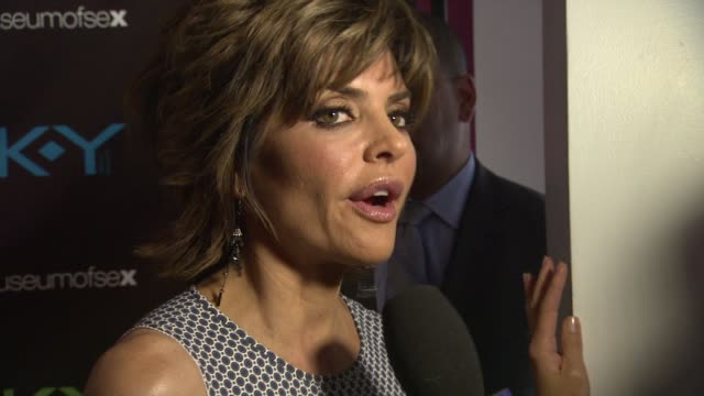 Lisa Rinna at KY Brand Celebrates The Launch Of The Big Fun Sexy Sex Book With CoAuthors Lisa Rinna And Dr Ian Kerner at The Museum of Sex on in New...
