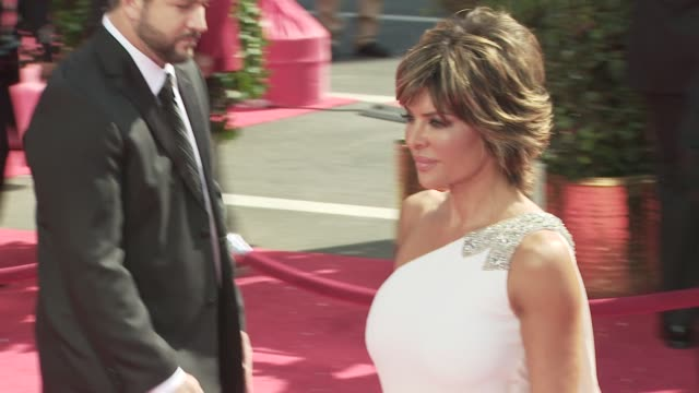 Lisa Rinna at the 60th Primetime Emmy Awards at Los Angeles CA