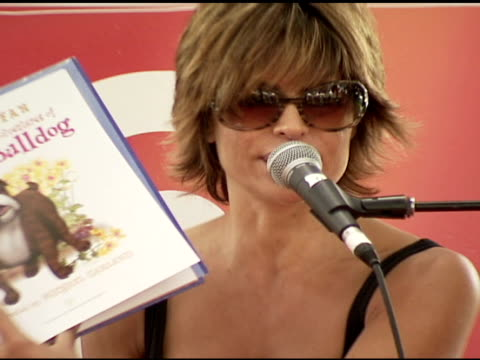 Lisa Rinna at the 'A Time For Heroes' Celebrity Picnic and Carnival to Benefit the Elizabeth Glaser Pediatric AIDS Foundation at Wadsworth Theatre in...