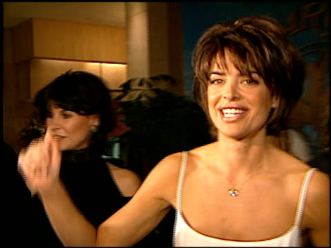 Lisa Rinna at the Carousel of Hope Gala at the Beverly Hilton in Beverly Hills California on October 25 1996