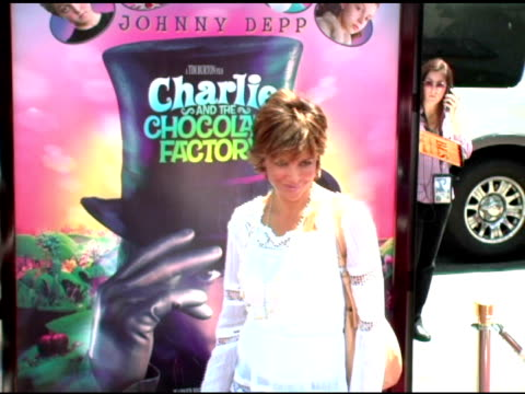 Lisa Rinna at the 'Charlie and the Chocolate Factory' Premiere at Grauman's Chinese Theatre in Hollywood California on July 10 2005