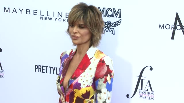 Lisa Rinna at The Daily Front Row Hosts 4th Annual Fashion Los Angeles Awards in Los Angeles CA