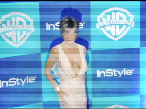 Lisa Rinna at the InStyle/Warner Brothers Golden Globes Party at the Beverly Hilton in Beverly Hills California on January 16 2006