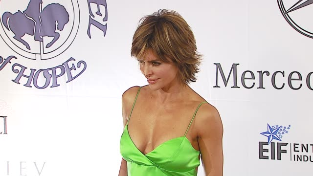 Lisa Rinna at the MercedesBenz Presents the 17th Carousel of Hope Ball at the Beverly Hilton in Beverly Hills California on October 29 2006